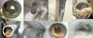 Засоры канализации