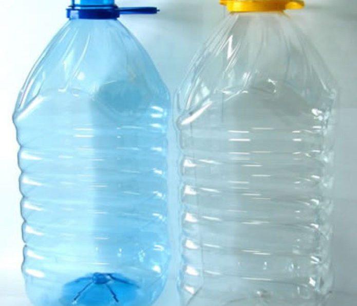5-литровая пластиковая емкость