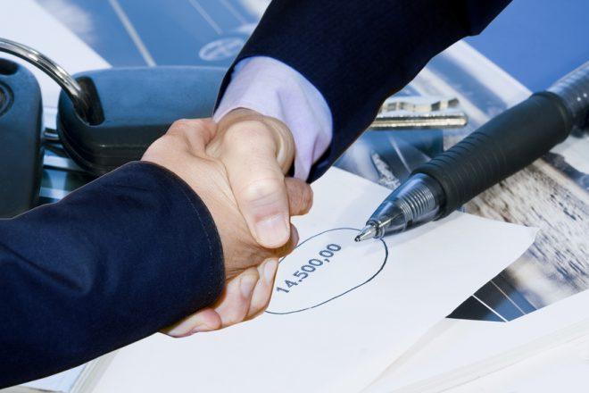 Акт приема-передачи транспортного средства