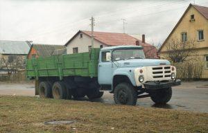 Бортовой грузовик ЗИЛ-133ГЯ