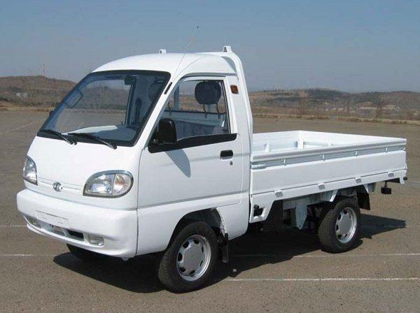 Бортовой кузов FAW-1010