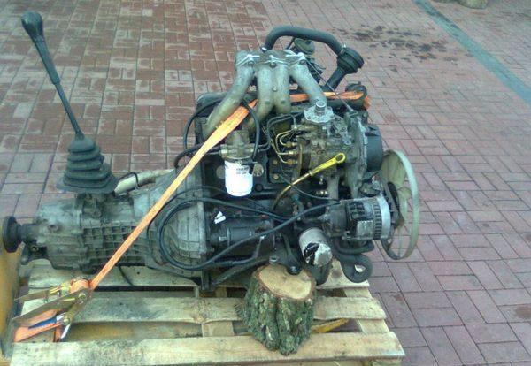 Дизельный двигатель на ГАЗель