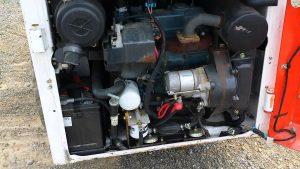 Двигатель Bobcat S70