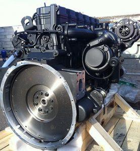 Двигатель Cummins 4 ISBe 185