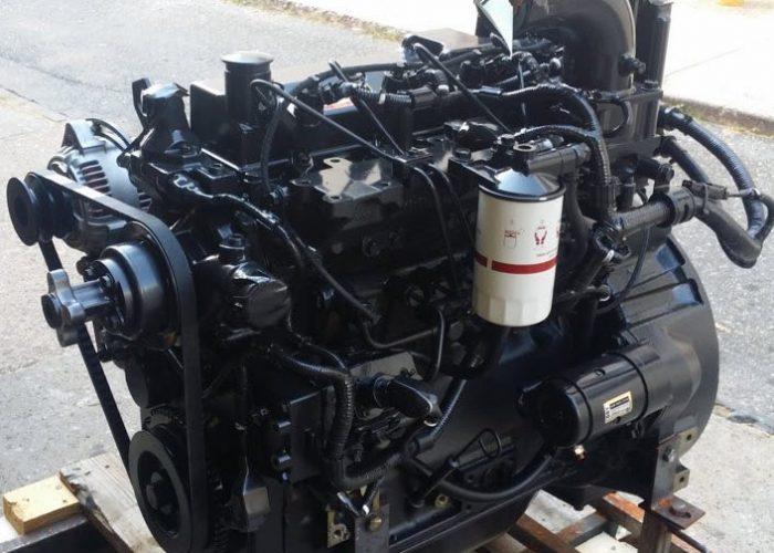 Двигатель Cummins QSB на ГАЗ