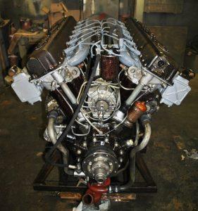 Двигатель D12А