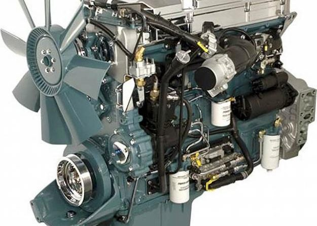 Двигатель Detroit Diesel
