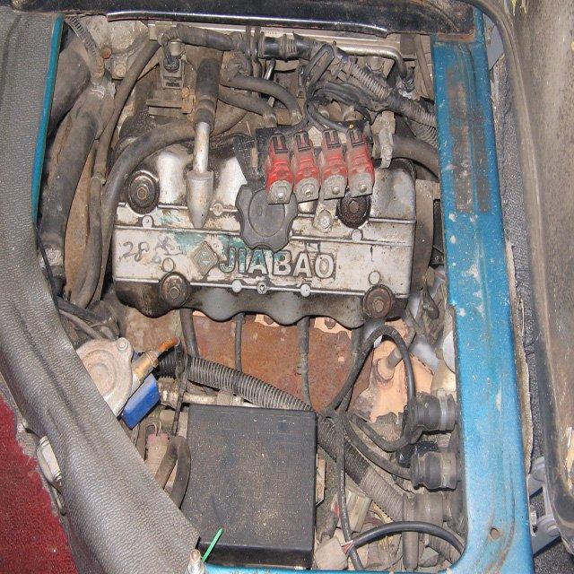 Двигатель FAW-1010