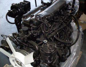 Двигатель ГАЗ-3309