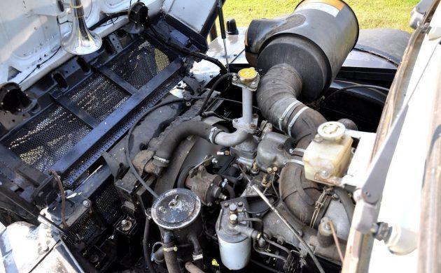 Двигатель Nissan на ГАЗ