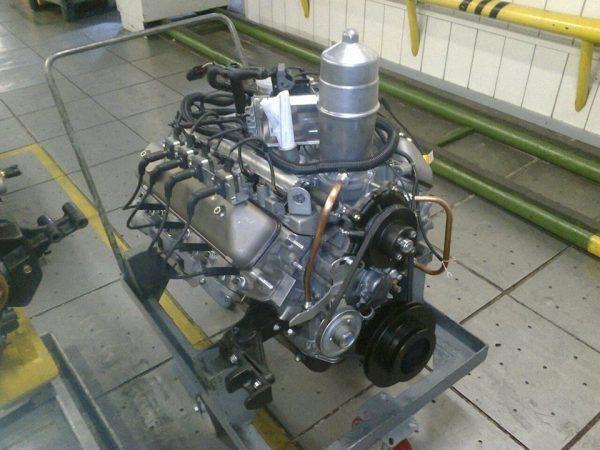 Двигатель ЗМЗ-672-11