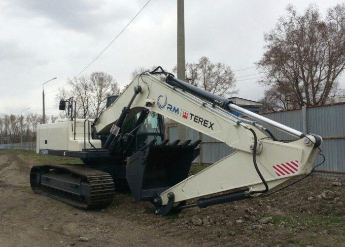 Гусеничный экскаватор Terex 210