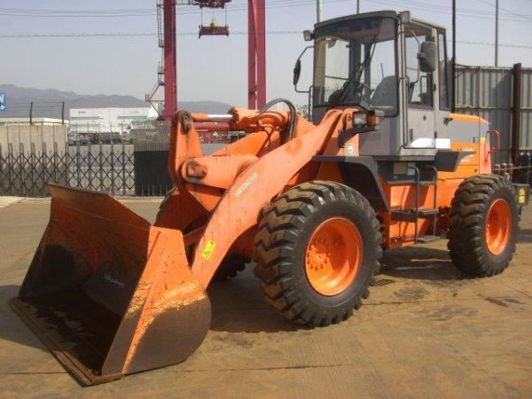 Hitachi LX110-7