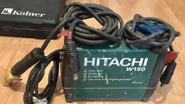 Hitachi W160