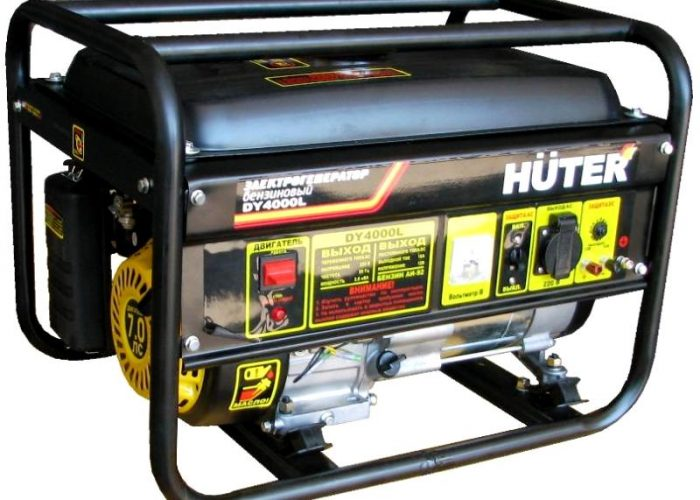 Hunter DY4000L