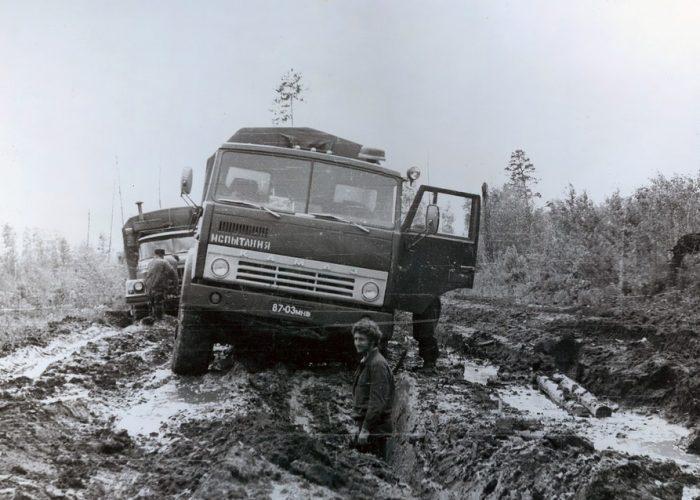 КамАЗ-43102