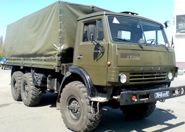 КамАЗ-43106