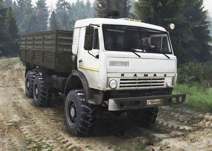 КамАЗ-43115