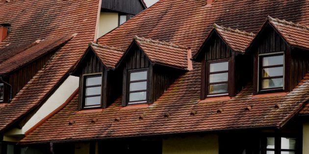Конструкция окна дормер