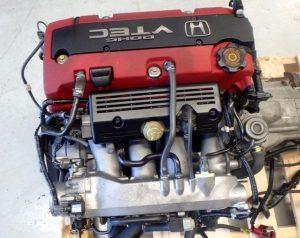 Контрактный двигатель Honda