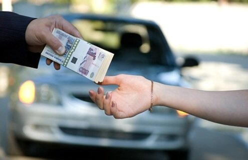 Налог с продажи машины