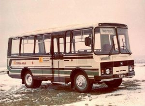 Первый ПАЗ-3205