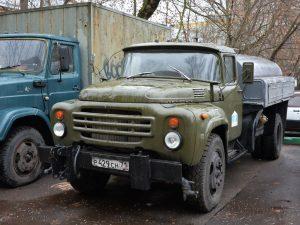 Поливомоечная машина АКПМ-3 на шасси ЗИЛ-431412