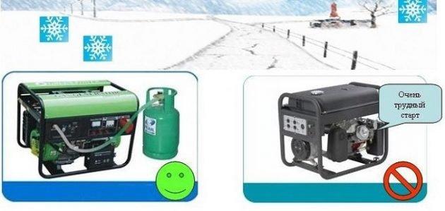 Преимущества и недостатки газового генератора