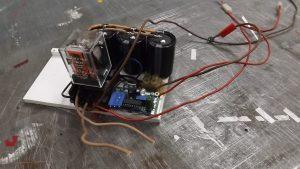 Самодельное устройство для конденсаторной сварки