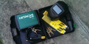 Сварочный инвертор MMA Hitachi W160