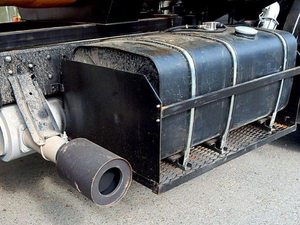 Топливный бак КамАЗ-43101