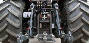 Трактор TERRION ATM 5280 - вид сзади