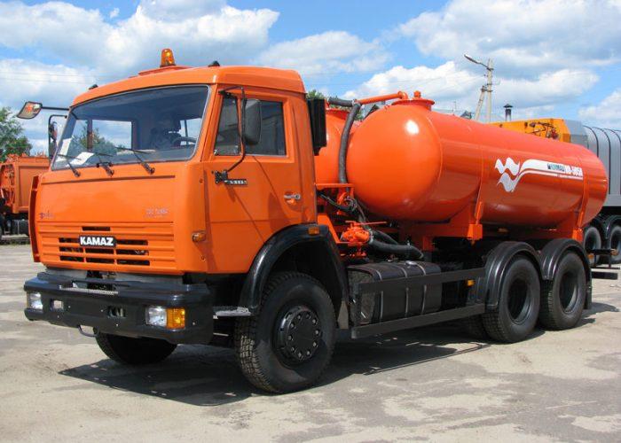 Ассенизаторская машина КО-505А