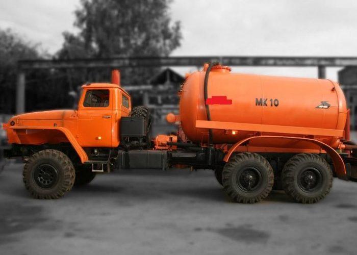 Ассенизаторская машина МК-10